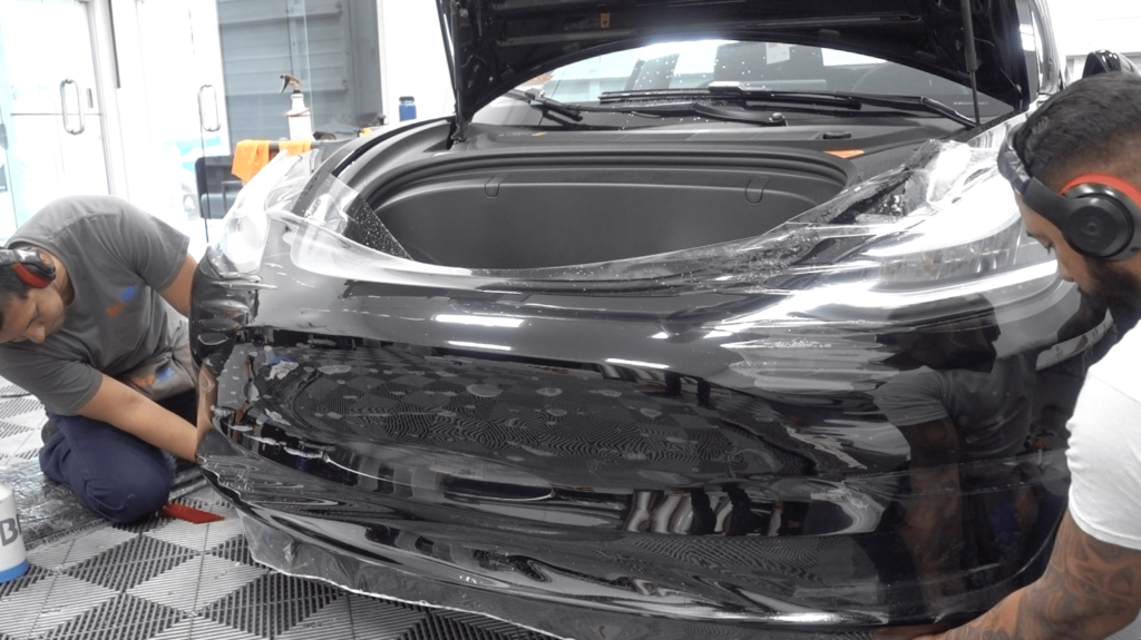 Paint Protection for Your Tesla Model 3 - Bay Area ...