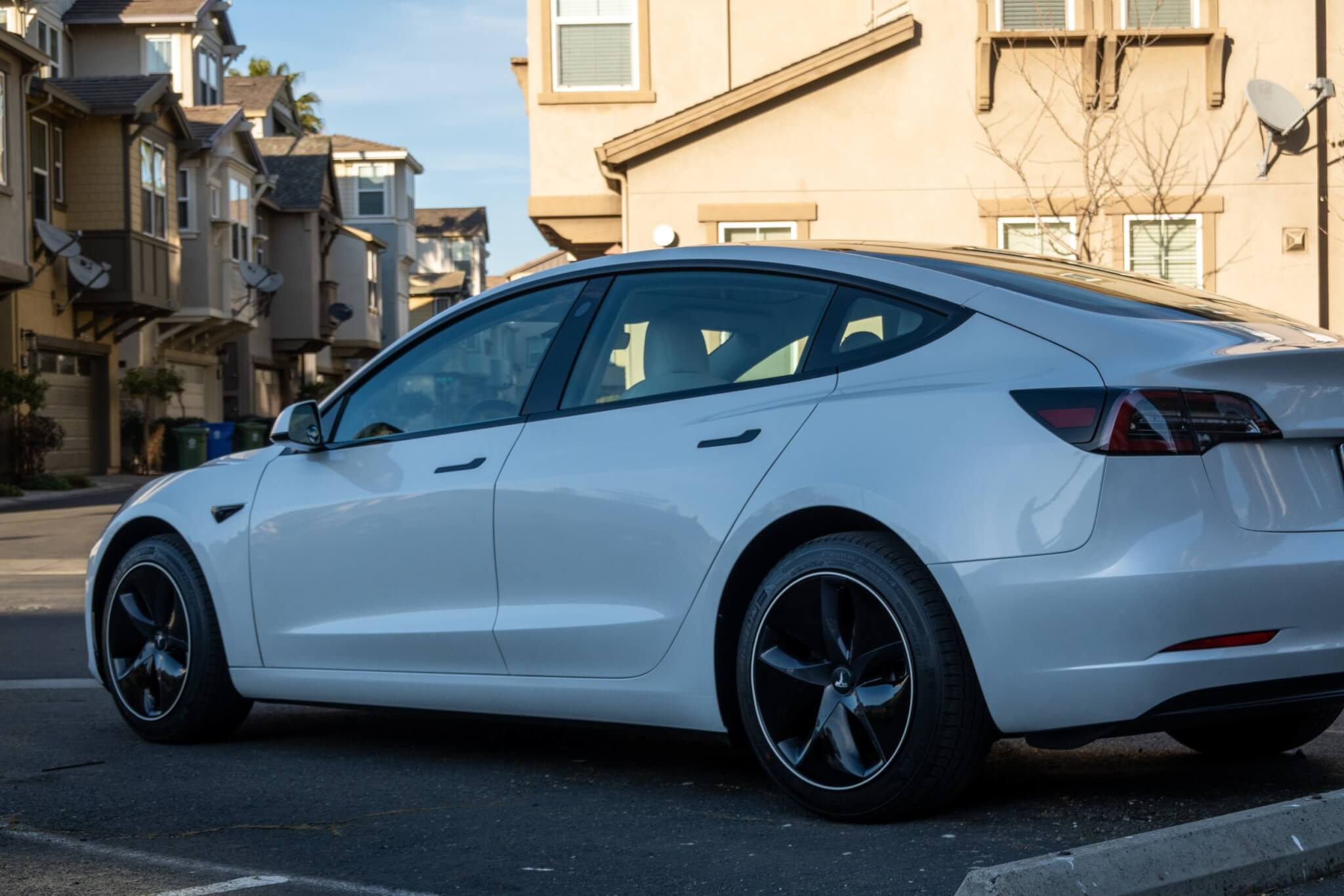 2020 Tesla Model 3 - Full STEK DYNOShield PPF and CQuartz ...